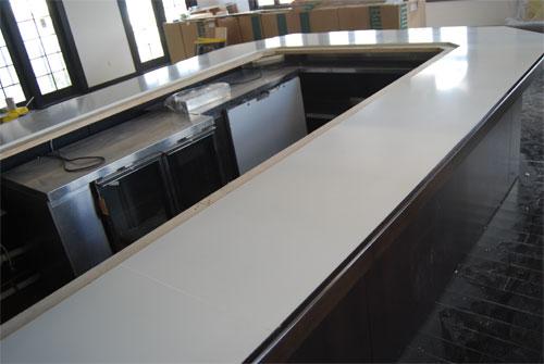 Commercial Kitchen Counter Tops Subcontractors Fabricators   Quartz ...