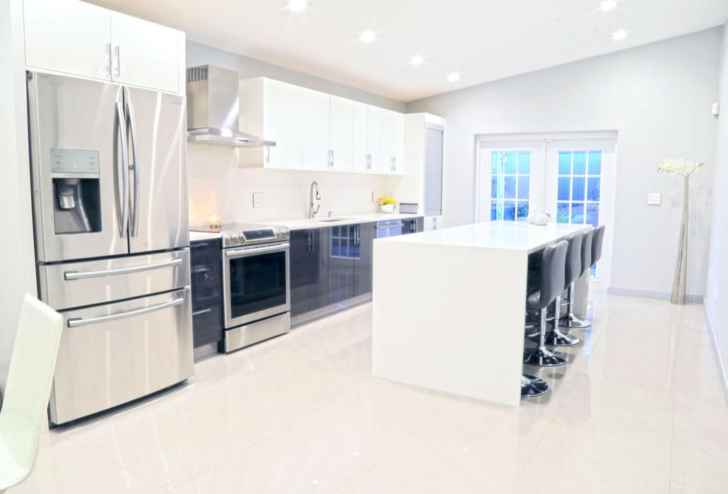 Miami Quartz Kitchen Countertops | Quartz Countertops | Granite Countertops  | Miami | Doral | Coral Gables | Homestead | Miam Beach | South Beach |  Midtown ...